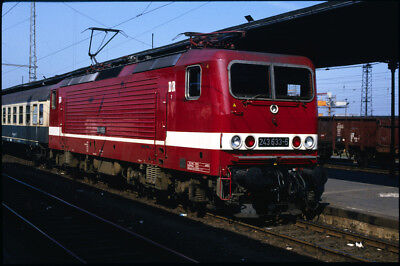 Originaldia DB 143 633 am 31.08.1991 (als DR 243)
