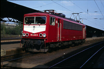 Originaldia DB 155 049 am 24.04.1993