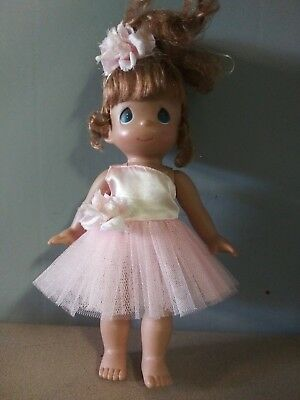"2008 Precious Moments Ballerina Doll 13"" (see description)"