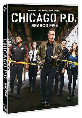 Chicago P.D. PD Season 5 DVD Complete fifth 5th Series New Box Set Limited Stock