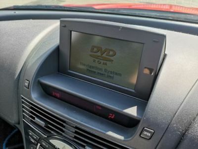 Mazda RX8 Sat Nav System DVD Drive Housing Trim Control & Heated Seat Switches