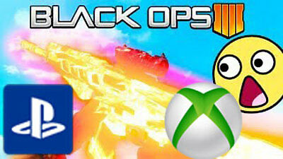 Call of Duty:Black Ops 4 ║ Power leveling/Boosting Lobby Mods║ *XBOX ONE ONLY!*