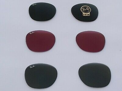 New RayBan RB2168 METEOR Replacement lenses  50mm
