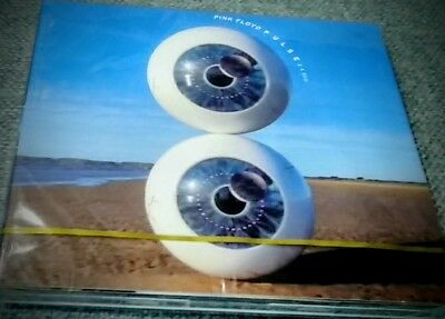 PINK FLOYD IN CONCERT - PULSE - 2DVD PAL REG0 NEW 1994 LONDON Waters Gilmour