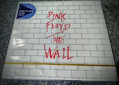 PINK FLOYD - THE WALL double disc set NEW 2CD Remastered Waters Gilmour