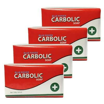 Carbolic Soap - 4.4 oz (Lot of 4) by Bluepower
