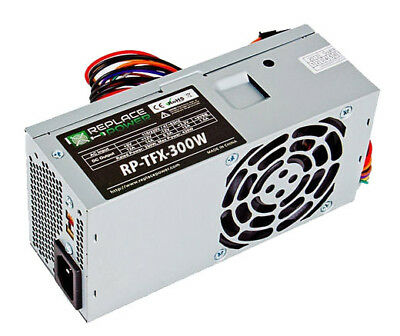 Replacement Power Supply for HP Pavilion Slimline S5000 SFF Upgrade 300w - NEW