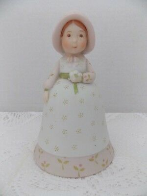 Holly Hobbie Designers Collection 1978 Bell Limited Edition Mothers Figurine