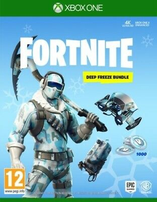 Fortnite: Deep Freeze Bundle (Xbox One) VideoGames