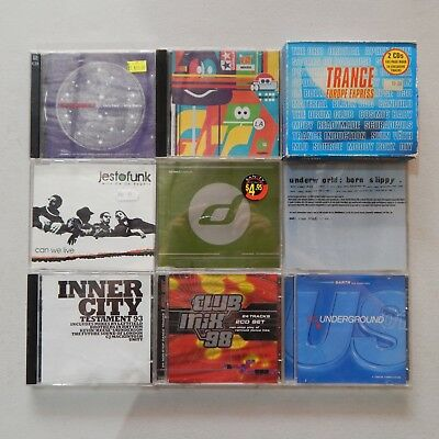 Deceased Estate Bulk Lot CDs - Mixed CD Collection