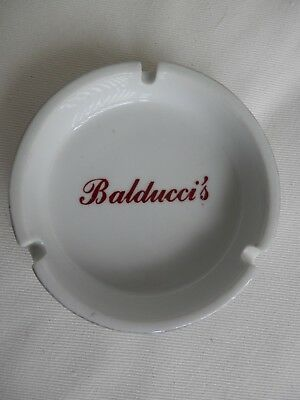 Balducci's Gourmet Deli, Food Market, Greenwich Village, New York City, Ashtray