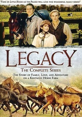 Legacy: The Complete Series (DVD, 2013, 2-Disc Set) NEW SEALED
