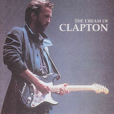 ERIC CLAPTON - THE CREAM OF CD ~ GREATEST HITS / BEST OF ~ 70's BLUES *NEW*