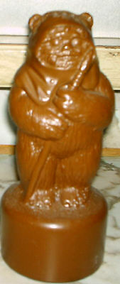 Star Wars Return of the Jedi Wicket the Ewok Shampoo Container