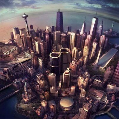 Foo Fighters - Sonic Highways Vinyl LP + Digital NEU 1-0952382