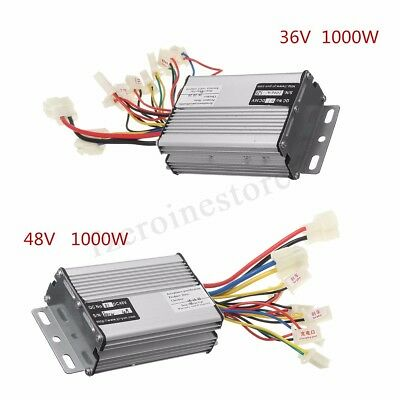 36V/48V 1000W Electric Scooter Speed Controller Motor Brush For Vehicle
