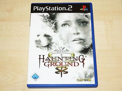 Haunting Ground PS2 Sony Playstation - Pal Game - Top RAR