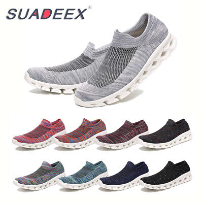 Womens Casual Breathable Athletic Shoes Soft Lightweight Sport Running Sneakers