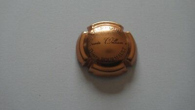 CAPSULE DE CHAMPAGNE BOURMAULT Thierry