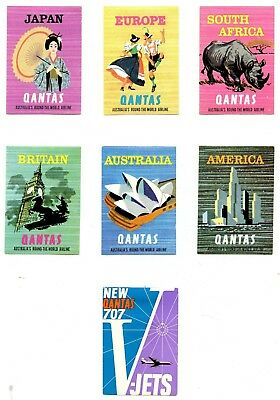 Matchbox Label / Labels Australia 3.