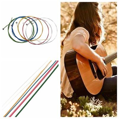 Stainless Steel Acoustic Guitar Strings Musical Instrument Coated Copper Alloy