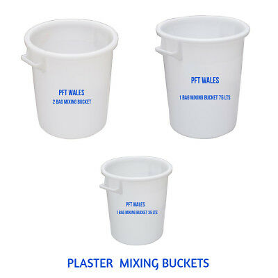 Mixing Bucket 1,2,& 3 bag buckets not REFINA Fast Delivery