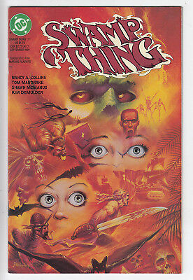 Swamp Thing  #111   Vf- /vf+ 1991  American D.c  Comic Very Clean