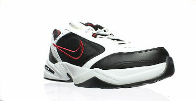 5a04283c8f0 Nike Mens Air Monarch Iv White Walking Shoes Size 10.5 (4E) (89173)