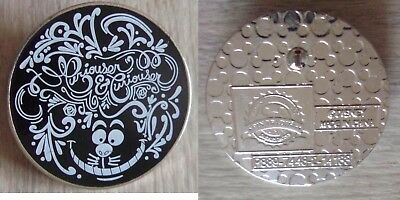 disney   pin 2014  alice : chat cheshire - curiouser & curiouser