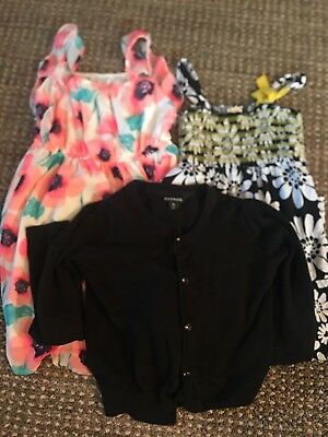 3 Piece Lot Of Girls Clothing Size 7/8