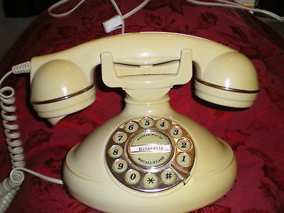 Astral The Belgravia Push Button Telephone