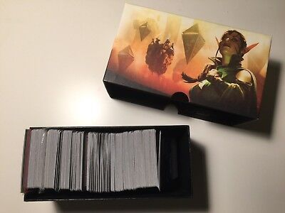 Magic the Gathering Cards Mixed Bulk Lot 400+ cards Innistrad Etc In Bundle Box