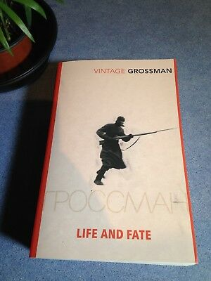 Life And Fate by Vasily Grossman (brilliant Russian novel) (Paperback, 2006)