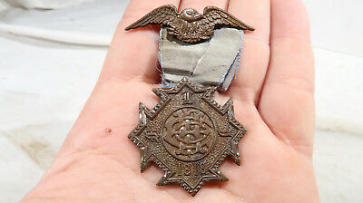 1903 Ancient & Honorable. Artillery Co. of Massachusetts Medal