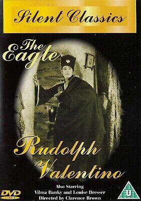 The Eagle - Rudolph Valentino (Silent Classics) - NEW All Regions DVD