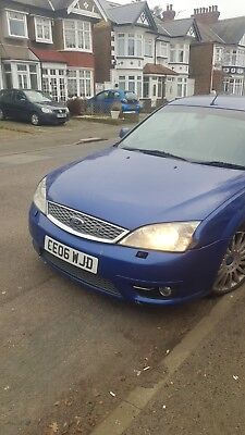 2006 Ford Mondeo ST long mot  starts runs and drives spares or repairs