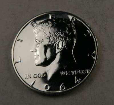 (1) 1964 Kennedy Half Dollar // Proof // 90% Silver