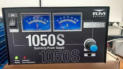 RM Italy SPS 1050S 50Amp Switching Power Supply (110 volts)