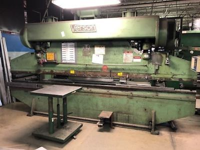 Verson 16' x 65 Ton Capacity Press Brake