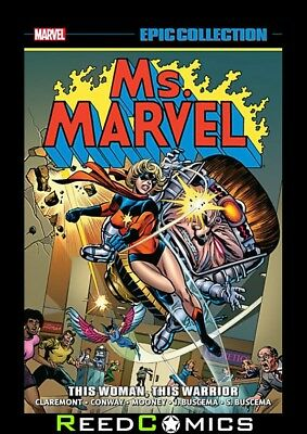 MS MARVEL EPIC COLLECTION WOMAN WARRIOR GRAPHIC NOVEL (312 Pages) New Paperback