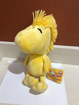 "Kohls Cares Woodstock Bird Plush Peanuts Gang12"" Schulz New with Tags Toy Animal"