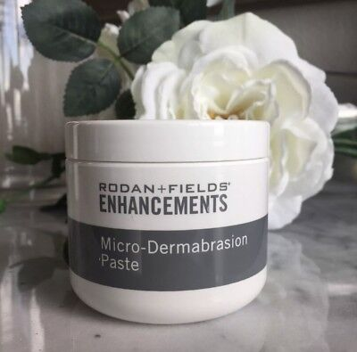NEW☆SEALED☆Rodan and Fields ENHANCEMENTS MicroDermabrasion Paste Authentic