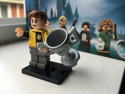 LEGO Cedric Diggory SEALED BAG 71022 Harry Potter Minifigures Series NEW minifig