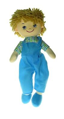 Tommy Rag Doll toy for babies and young children
