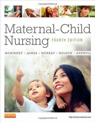 Maternal Child Nursing 4th and 5 Edition TEST BANK Mckinney (2 in Lot)