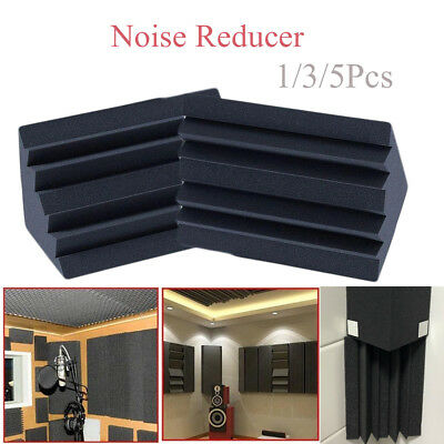 Sound Absorbing Material Noise Reducer Soundproofing Foam Acoustic Bass Sponge