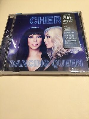 Cher - Dancing Queen - 2018 CD - New Factory Sealed