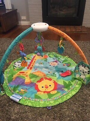 Baby Mat Play Gym