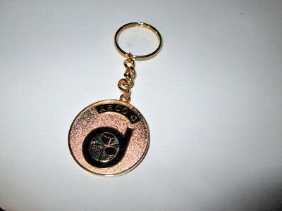 Vintage ARCO Oil Employee Service Safety ~ ME TO Key Ring NOS