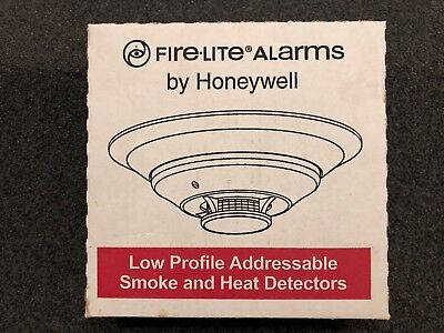 Honeywell Fire-Lite SD355 Photoelectric Smoke Detector... NEW